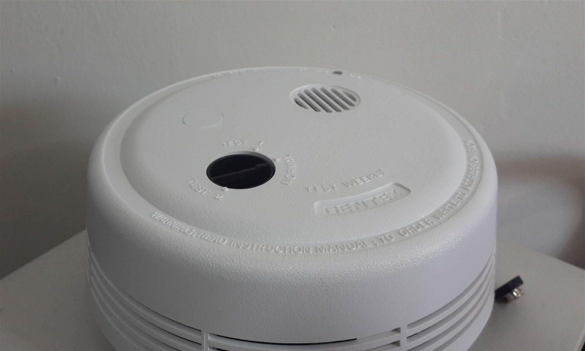 גלאי עשן ביתי – גלאי עשן עצמאיים לבית